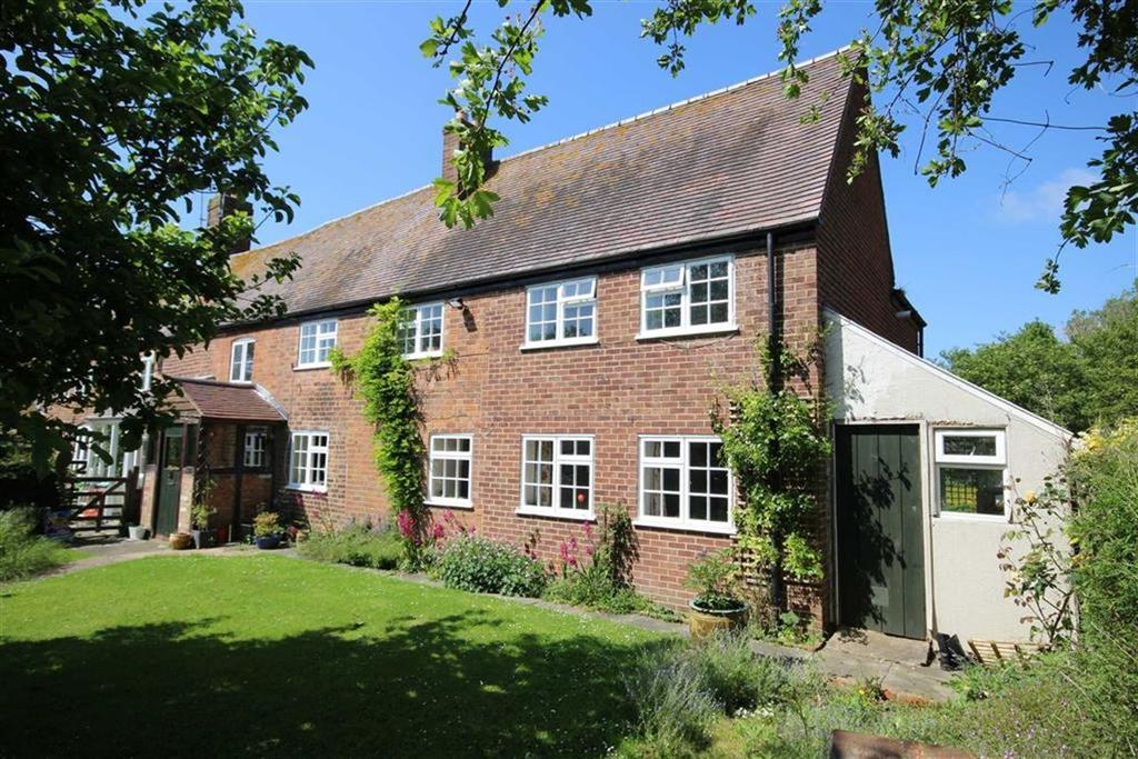 3 Bedrooms End Of Terrace House for sale in The Green, Norton, Gloucestershire