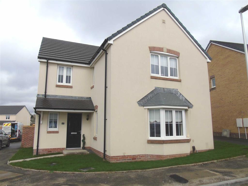 4 Bedrooms Detached House for sale in Emily Fields, Birchgrove, Swansea
