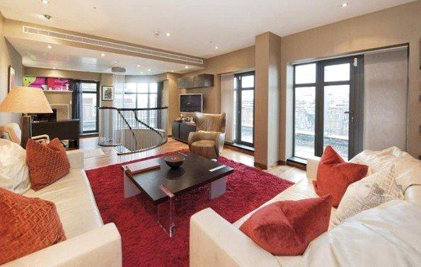 3 Bedrooms Apartment Flat for sale in North Row, London, W1K