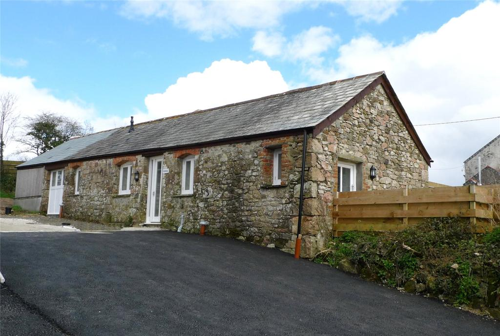2 Bedrooms Barn Conversion Character Property for sale in Lanivet, Bodmin, Cornwall