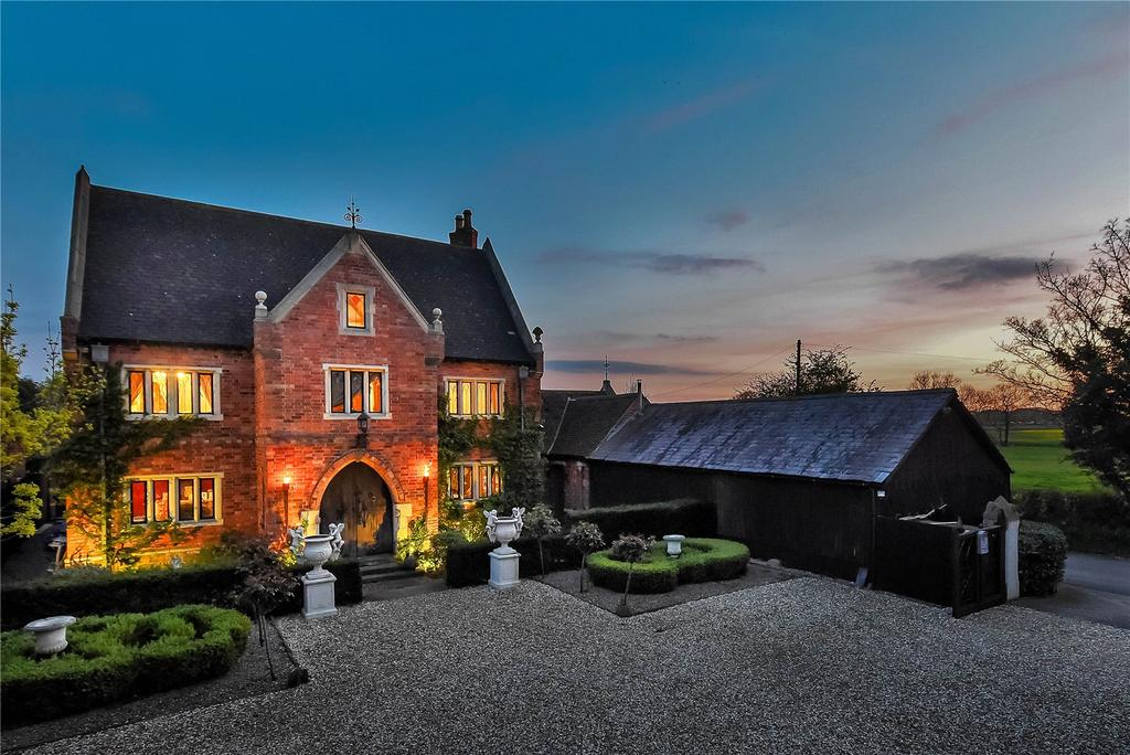 6 Bedrooms Detached House for sale in Newark, Nottinghamshire