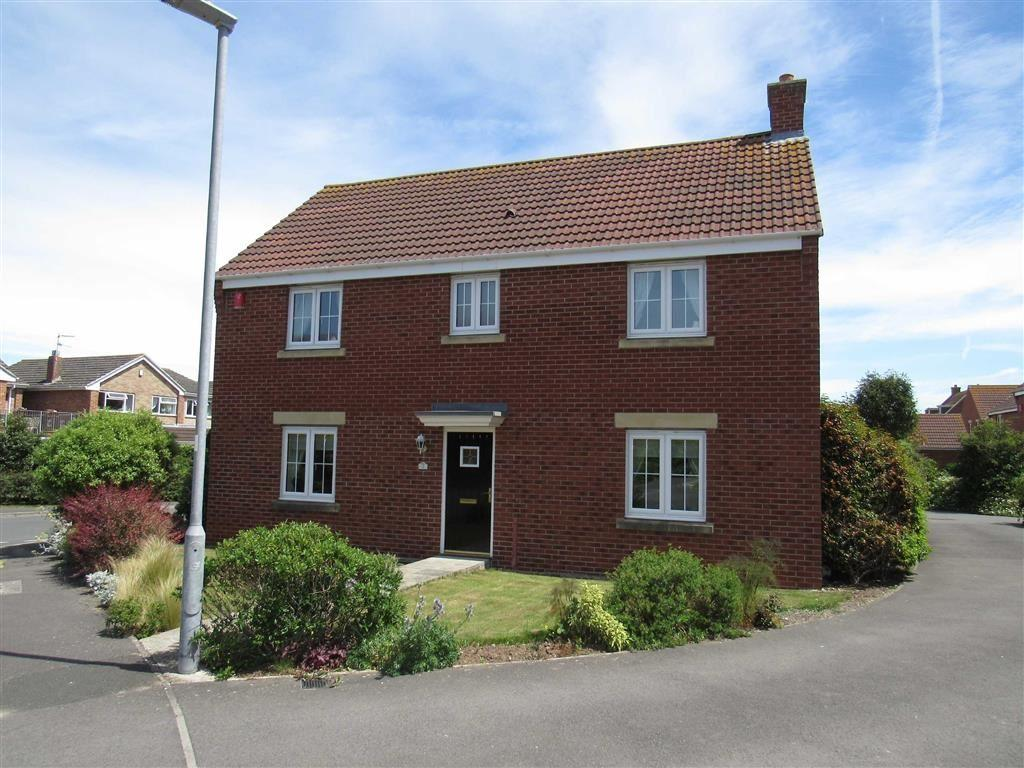 4 Bedrooms Detached House for sale in Edith Close, Burnham On Sea
