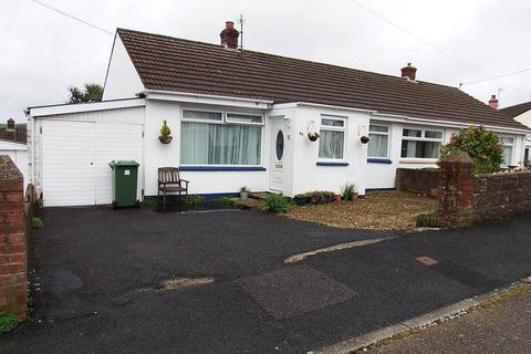 2 bedroom semi-detached bungalow for sale - Chanters Hill, Barnstaple