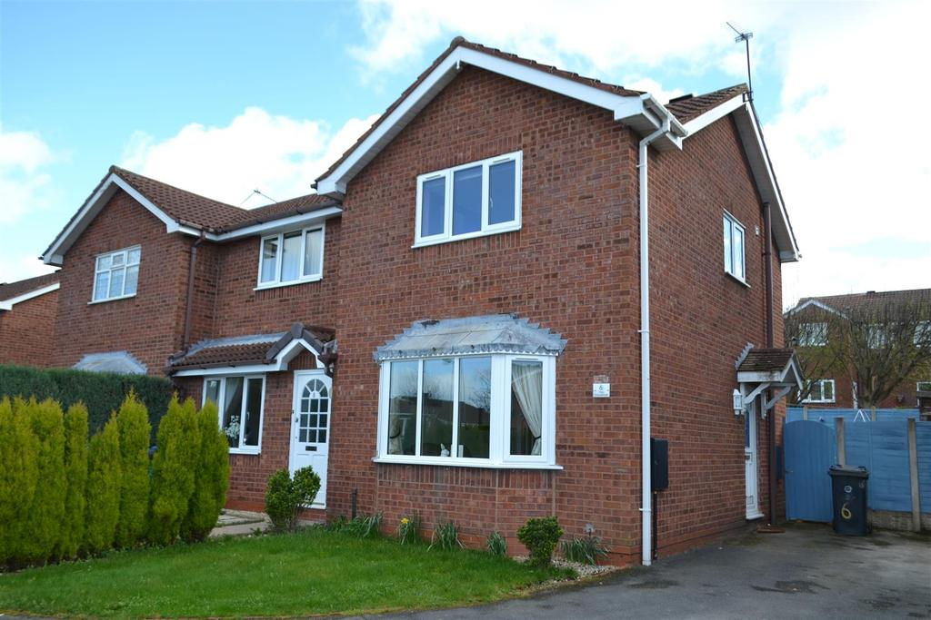 2 Bedrooms House for sale in Foxfields Way, Huntington, Cannock