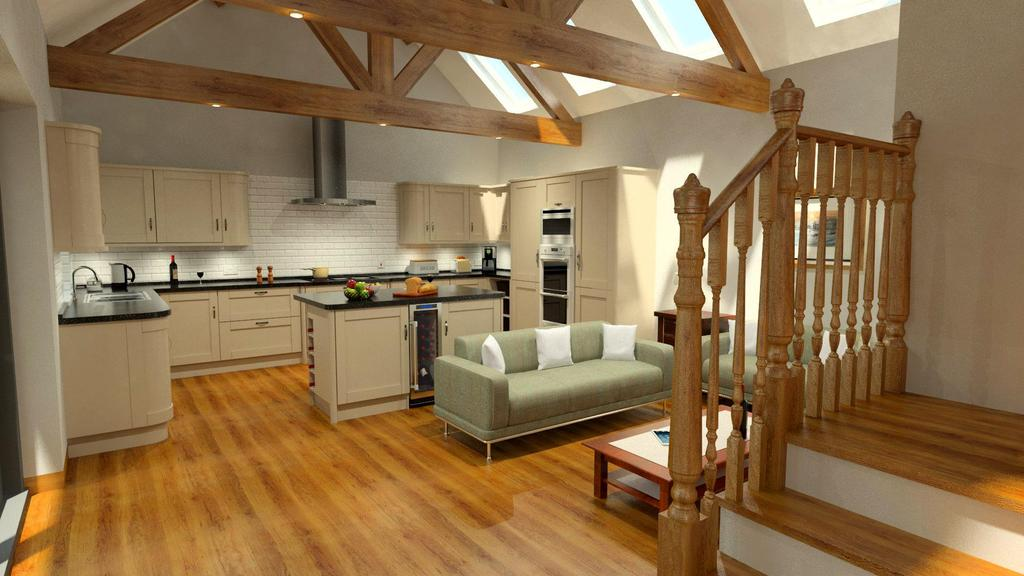 4 Bedrooms Detached House for sale in Stanwick Place, Aldbrough St John
