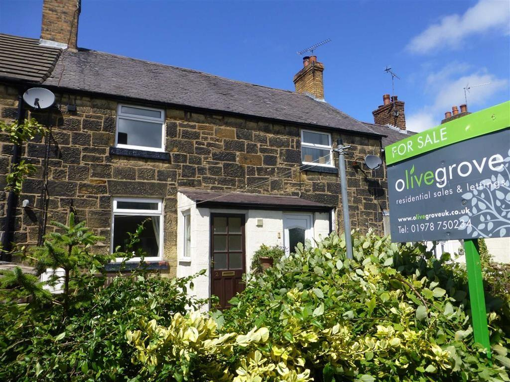 2 Bedrooms Terraced House for sale in Marford Row, Coedpoeth, Wrexham