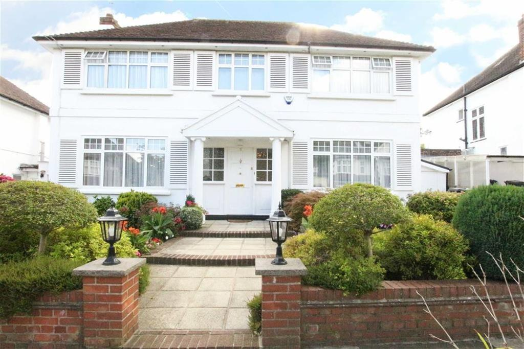 4 Bedrooms Detached House for sale in Rowben Close, Totteridge, London