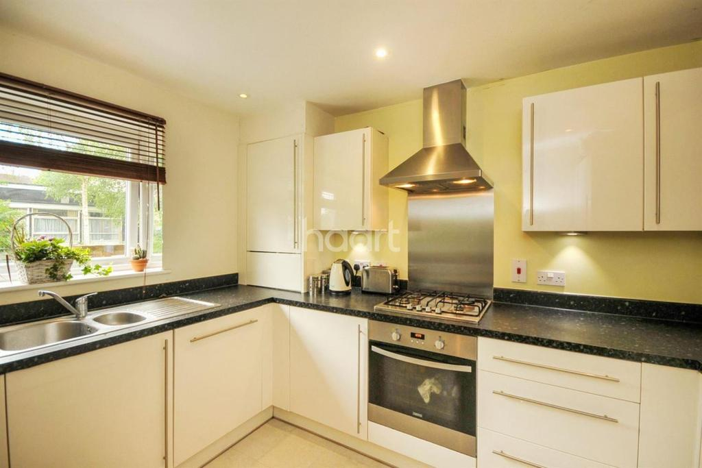 3 Bedrooms Terraced House for sale in Cuckmere Way, Orpington, Kent, BR5