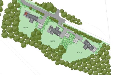 Plot for sale - House 1, Woodlands Of Durris, Banchory, Aberdeenshire, AB31