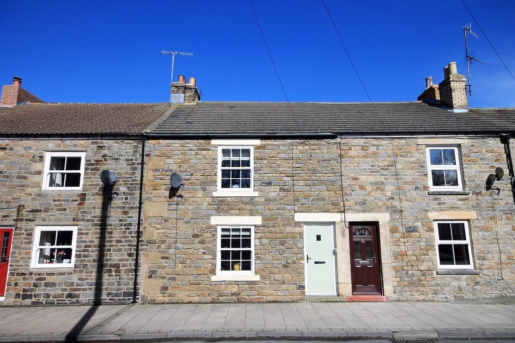 3 Bedrooms Terraced House for sale in Hood Street, St. Johns Chapel