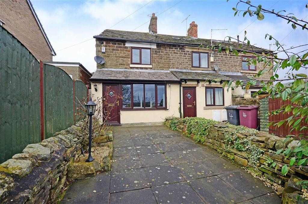 3 Bedrooms Cottage House for sale in 6, Carr Lane, Dronfield Woodhouse, Dronfield, Derbyshire, S18