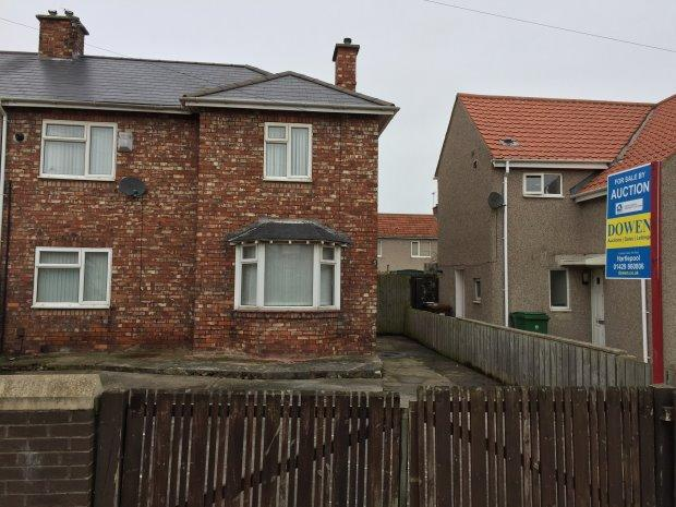 3 Bedrooms Semi Detached House for sale in CHALLONER SQUARE, RABY ROAD, HARTLEPOOL