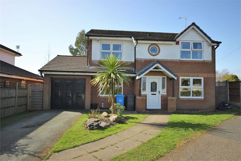 4 Bedrooms Detached House for sale in Upton Bridle Path, WIDNES, Cheshire