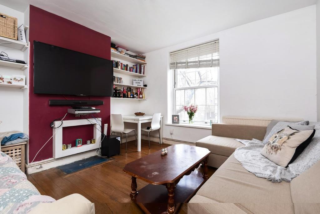 2 Bedrooms Flat for sale in Union Grove, Clapham