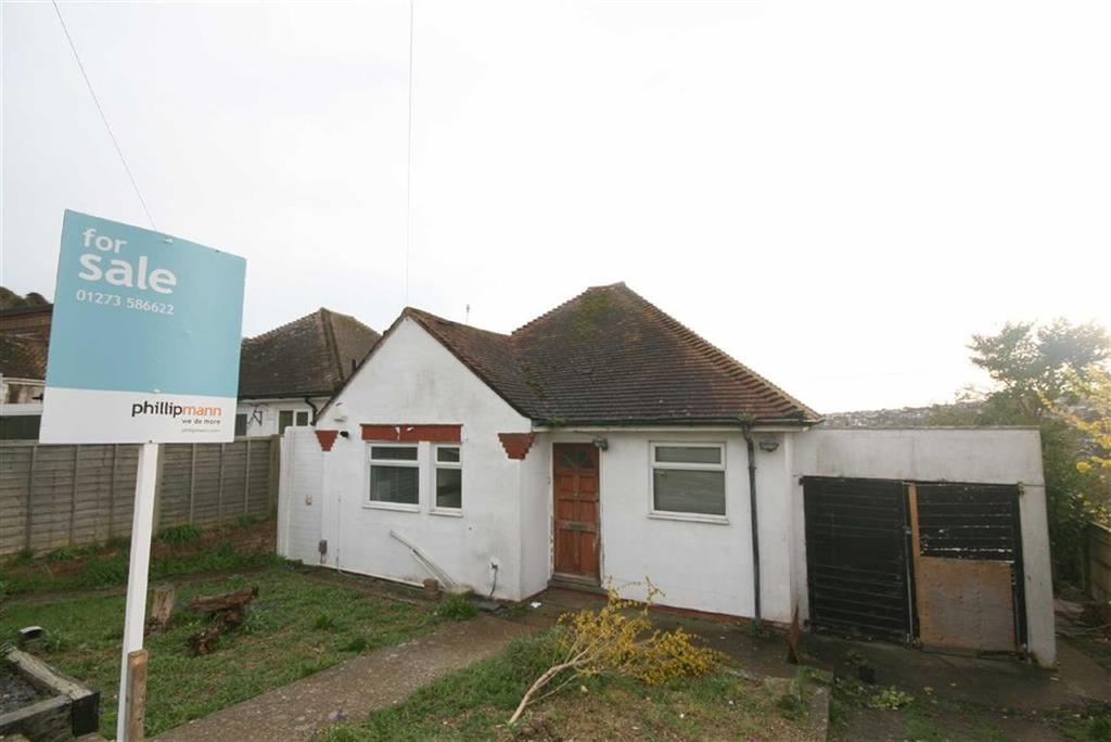 2 Bedrooms Detached Bungalow for sale in Arlington Gardens, Saltdean