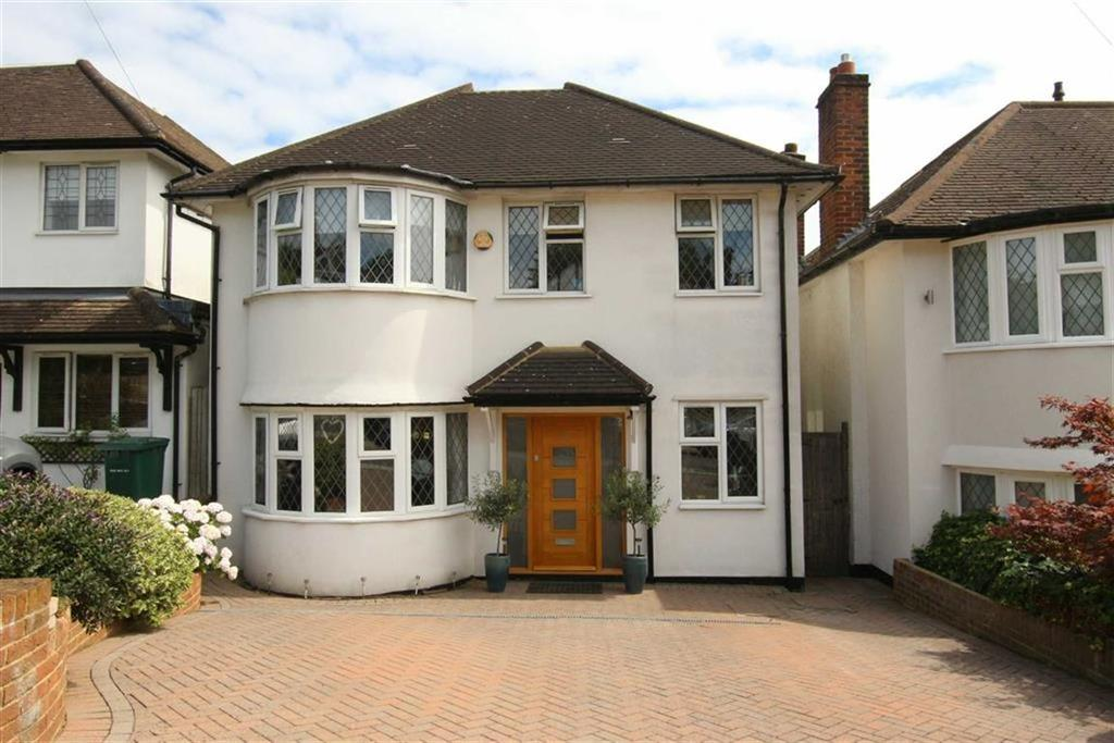 4 Bedrooms Detached House for sale in Tretawn Gardens, Mill Hill, London