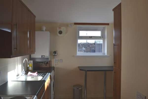 1 Bedroom Cottage House for sale in Flat 1, 21 Canal Street, Saltcoats, KA21 5HY
