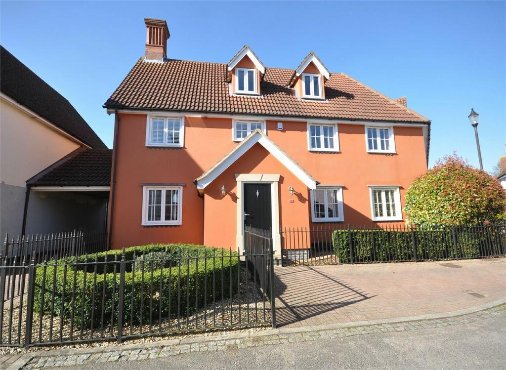 5 Bedrooms Detached House for sale in St Michael's Mead, Bishops Stortford