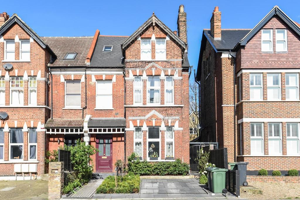 5 Bedrooms Terraced House for sale in Greyhound Lane, Streatham, SW16