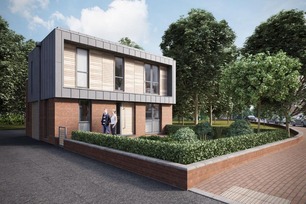 2 Bedrooms Detached House for sale in Church Road, Crystal Palace