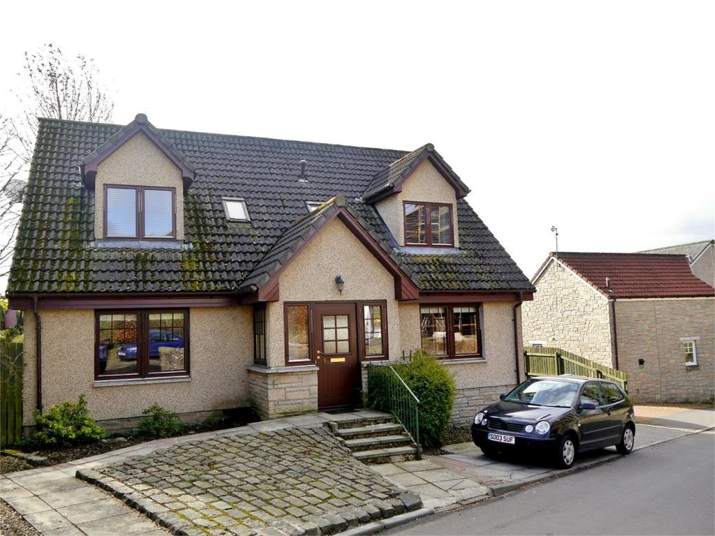 4 Bedrooms Detached House for sale in 1b Old Perth Road, Milnathort, Kinross-shire