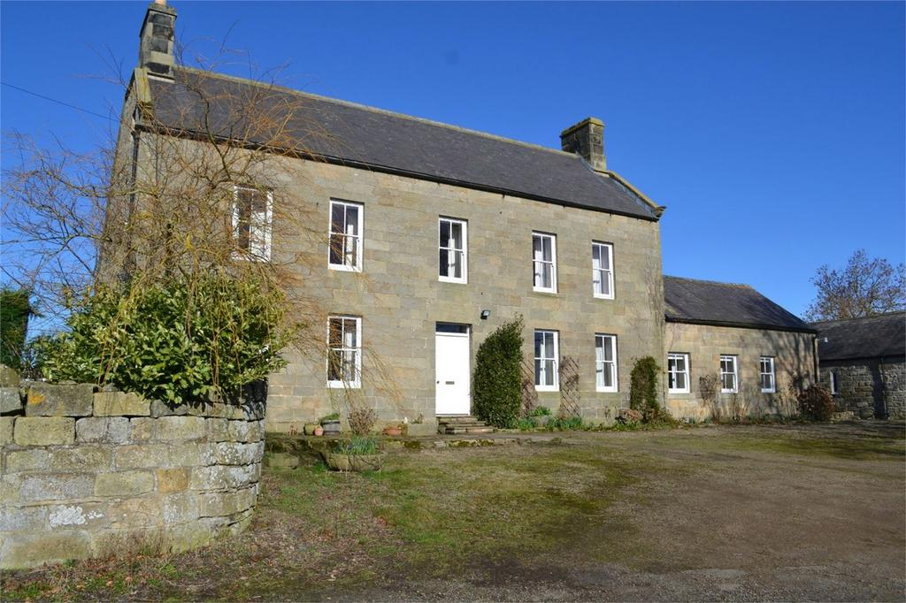 5 Bedrooms Detached House for sale in Low Town Farm, Longframlington, MORPETH, Northumberland