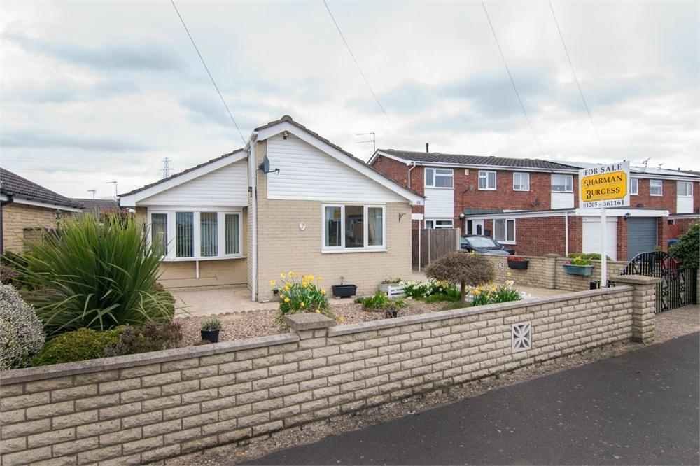 2 Bedrooms Detached Bungalow for sale in Maple Road, Boston, Lincolnshire