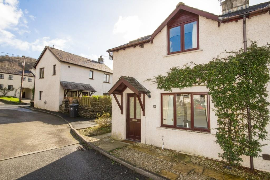 3 Bedrooms Semi Detached House for sale in Abbots Vue, Backbarrow