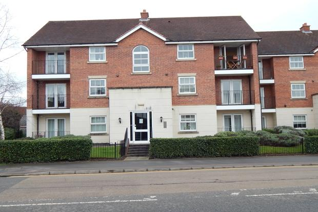 2 Bedrooms Apartment Flat for sale in Portland Road, Hucknall, Nottingham, NG15