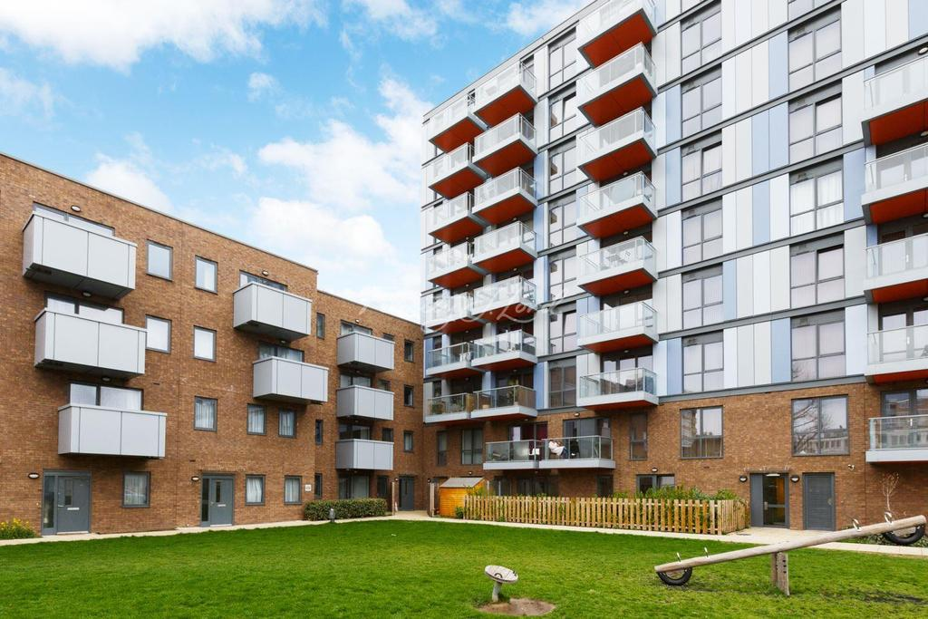 1 Bedroom Flat for sale in Ridley House, E14