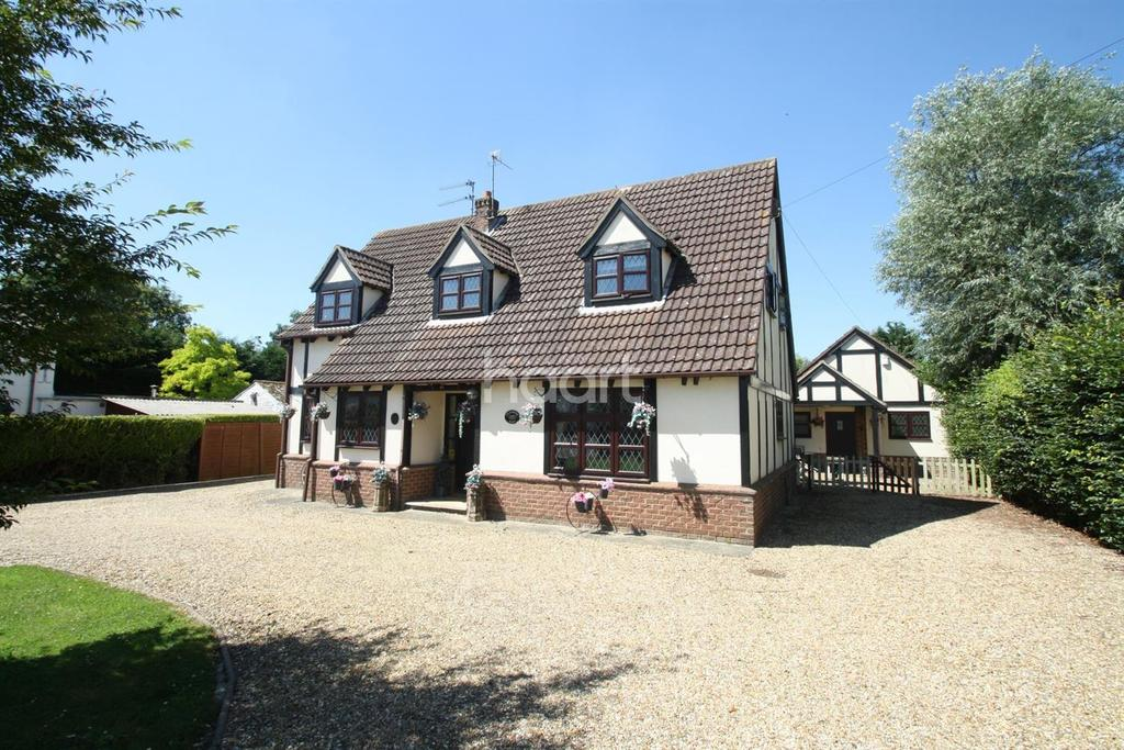 5 Bedrooms Detached House for sale in Sutton St Edmund