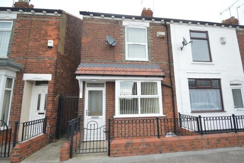 2 bedroom end of terrace house to rent - Belmont Street, Hull