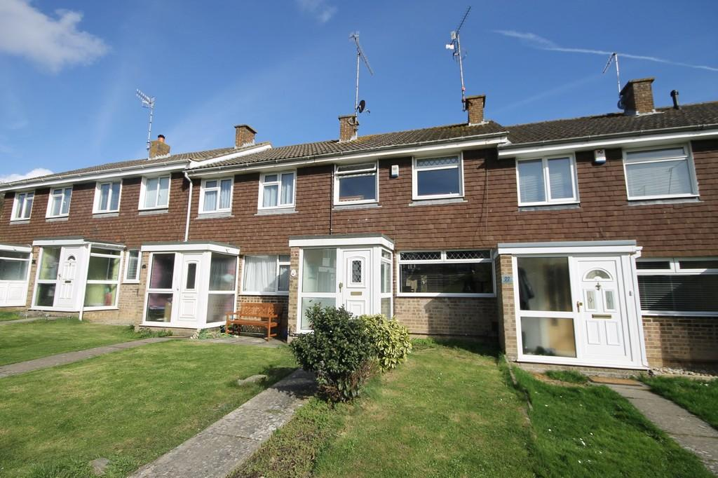 3 Bedrooms Terraced House for sale in Wolstonbury Walk, Shoreham-by-Sea