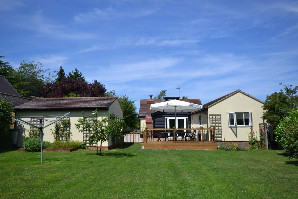 5 Bedrooms Detached House for sale in Daisy Cottage, Wicken Road, Clavering, Saffron Walden, Essex, CB11 4QT