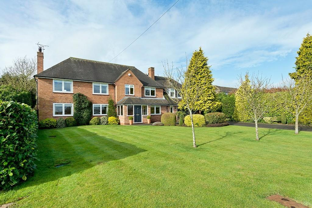 5 Bedrooms Detached House for sale in Edge Lane, Henley-in-Arden