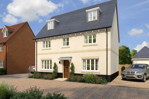 5 bedroom detached house for sale - Frenches Green, Policemans Lane, Upton, BH16 5FG