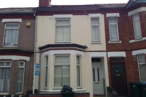 4 bedroom terraced house to rent - Hugh Road, Stoke