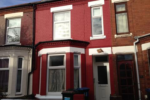3 bedroom terraced house to rent - Hollis Road, Stoke