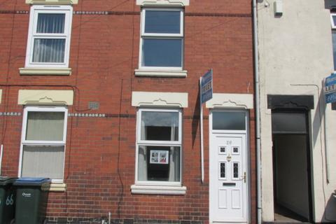 3 bedroom terraced house to rent - Humber Avenue, Stoke
