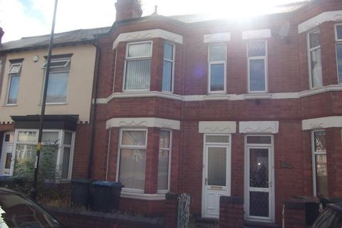4 bedroom terraced house to rent - St Michaels Road, Stoke