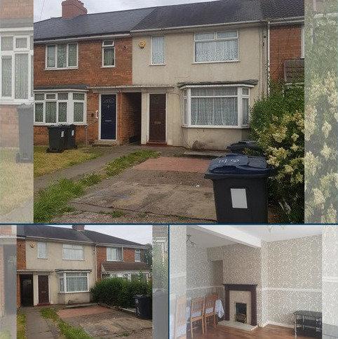 3 bedroom terraced house to rent - Onslow Road, Tyseley
