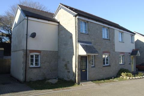 2 bedroom end of terrace house to rent - Rosina Way Penwithick St Austell Cornwall PL26 8TS CLA1848