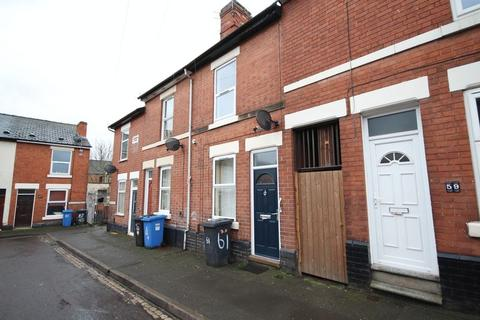 2 bedroom terraced house to rent - MOSS STREET, DERBY