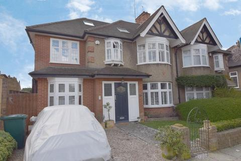 6 bedroom semi-detached house to rent - Cyprus Avenue, Finchley, N3