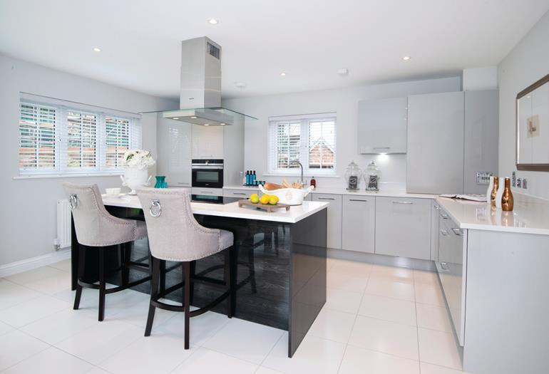 Millwood Designer Homes, Chartway Street, Sutton Valence, Kent, ME17 ...