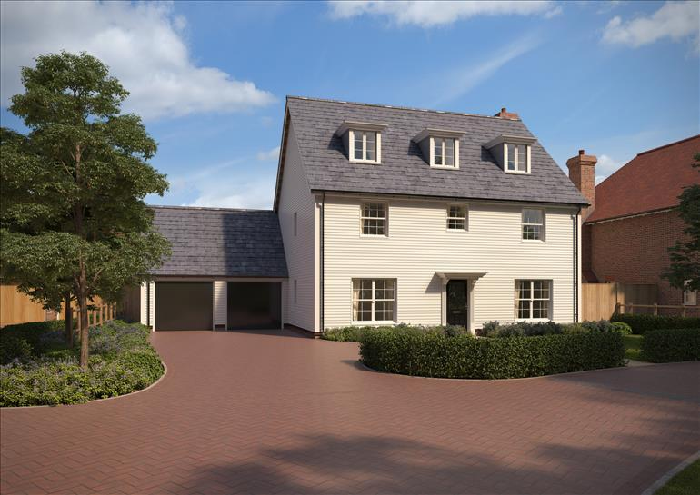 5 Bedrooms Detached House for sale in Millwood Designer Homes, Chartway Street, Sutton Valence, Kent, ME17 3JA