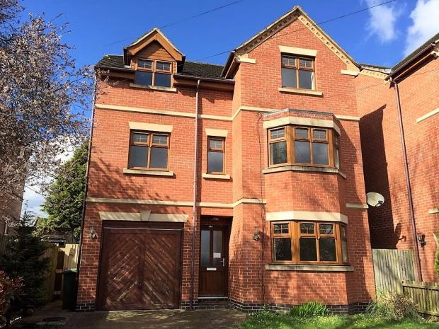 5 Bedrooms Detached House for sale in Main Street, Kirby Muxloe, LE9