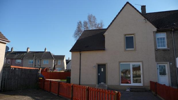 3 Bedrooms End Of Terrace House for sale in New View Place, Bellshill, ML4