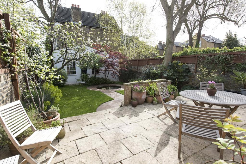 5 Bedrooms Semi Detached House for sale in Bolingbroke Grove, London, SW11