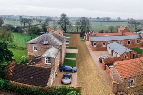 2 bedroom end of terrace house for sale - Eastfield Farm, Moor Lane, Askham Bryan, York, YO23